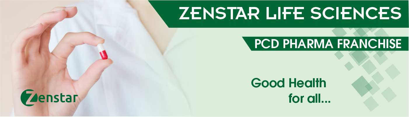pcd pharma franchise company-zenstar life sciemces